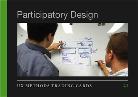 UX Ideas in the Cards | UX Magazine | UXploration | Scoop.it