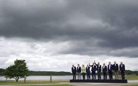 El G-8 apoya medidas de transparencia financiera y contra la ... - El País.com (España) | resistencia | Scoop.it