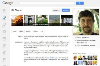 Google's User Profile Personalization and Google Plus   Online Marketing Resources   Scoop.it