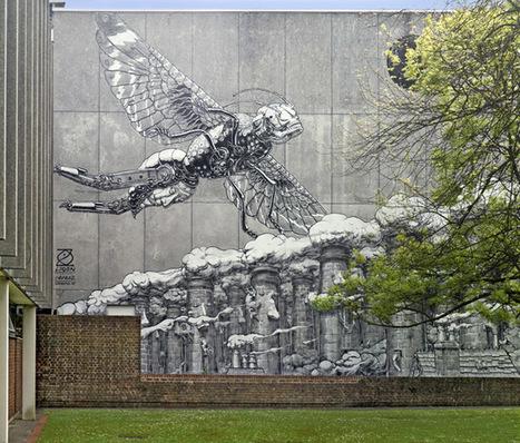Street Art London's Chichester Street Art Festival   World of Street & Outdoor Arts   Scoop.it