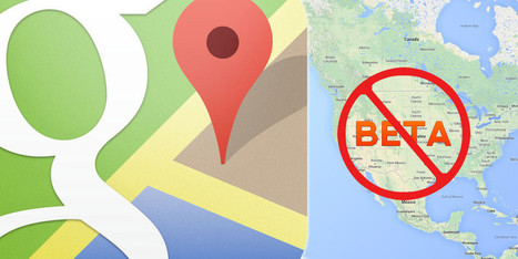 "The New Google Maps Finally Comes Out Of Beta | ""Social Media"" 