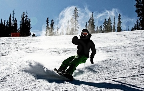 This Haptic Snowboard Teaches You How to Carve - Technology ... | Science, Technology & Invention News | Scoop.it