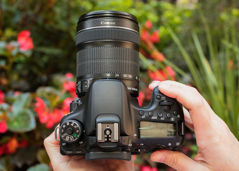 Apple supports raw photos from Canon's new 70D | Ed-Tech Trends | Scoop.it