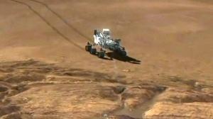 Le robot Curiosity photographie les paysages de Mars | Jaclen 's photographie | Scoop.it