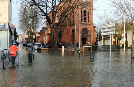 Quartier Saint-Agne : l'explosion d'une canalisation provoque une inondation | Toulouse La Ville Rose | Scoop.it
