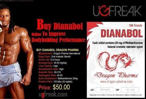 Buy Dianabol Online To Improve Bodybuilding Per