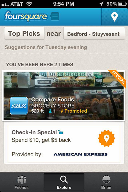 10 Ways to Market Your Business With Foursquare | Social-Network-Stories | Scoop.it