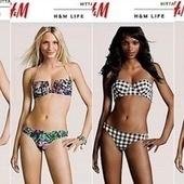 H&M Puts Real Model Heads On Fake Bodies | Mediawijsheid ed | Scoop.it