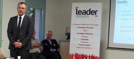 Soirée de présentation de Leader Alès : les entreprises alésiennes au rendez-vous | Cévennes : économie et rayonnement | Scoop.it