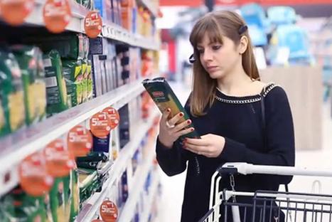 Comment les lunettes connectées vont révolutionner le shopping en supermarché ! | le monde des lunettes online | Scoop.it