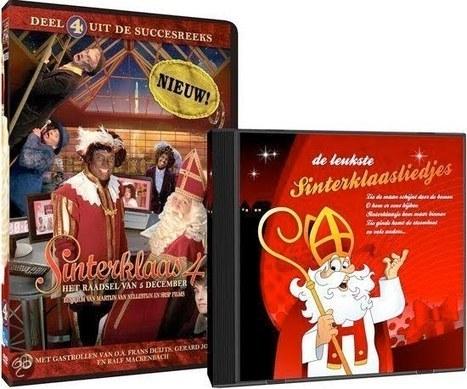Nieuwste sinterklaasfilm op DVD: Sinterklaas en het raadsel van 5 december | Sinterklaasfeest, feest met Sint Nicolaas, Zwarte Piet en goochelaar in voorprogramma | Scoop.it