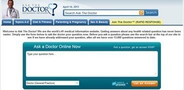 Des sites où poser des questions à des professionnels de la santé | Portail Internet et santé | ✨ L'iMedia en Santé Humaine ✨ | Scoop.it