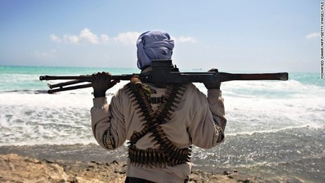 Somali pirates cost global economy '$18 billion a year' | Geography 400 portfolio | Scoop.it