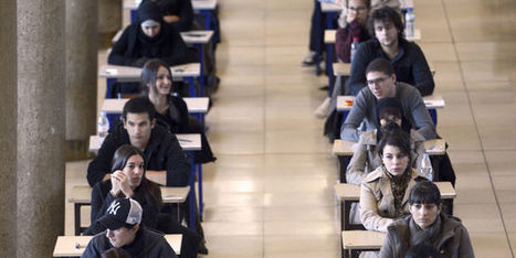 Toujours plus d'étudiants dans l'enseignement supérieur | Enseignement Supérieur et Recherche en France | Scoop.it
