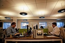 Warming Up to the Officeless Office | Work Environments For the 21st Century | Scoop.it