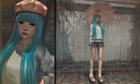 It's Gonna Rain! | 亗 Second Life Freebies Addiction & More 亗 | Scoop.it