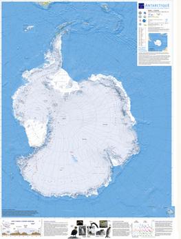 Carte de l'Antarctique | Education | Education & Numérique | Scoop.it