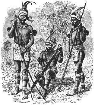 Mito Jíbaro de la  Creación (Amazonas) | Origen del Mundo a través de los Mitos | Scoop.it