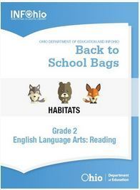 Back to School Bag: Habitats (Grade 2) | Bags and Lesson Plans (INFOhio) | Scoop.it