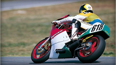 Happy Birthday to Marco Lucchinelli! | Ductalk Ducati News | Scoop.it