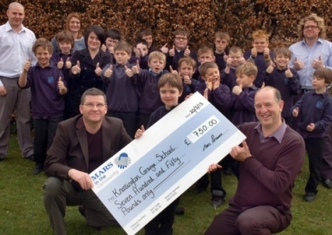 Mars cash helps Knossington Grange School introduce fish tank therapy - Melton Times | Aquaculture Products & Marketing Network | Scoop.it