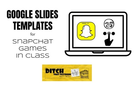 snapchat' in iGeneration - 21st Century Education (Pedagogy