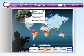 Conocimiento del medio natural con tecnología satelital   Ticenelaula   Scoop.it