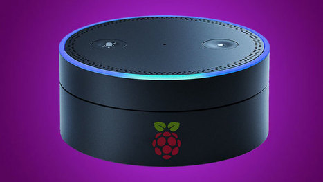 How to Build Your Own Amazon Echo with a Raspberry Pi | Tools You Can Use | Scoop.it