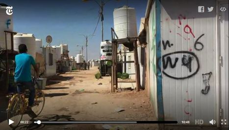 Video: Step Into a Refugee Camp | Geography Education | Scoop.it