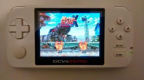Un an avec la GCW Zer0 ~ Open Consoles Le Blog | [OH]-NEWS | Scoop.it