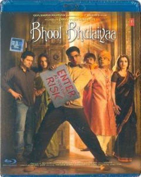 Bhool Bhulaiyaa Full Movie Free Download 720p