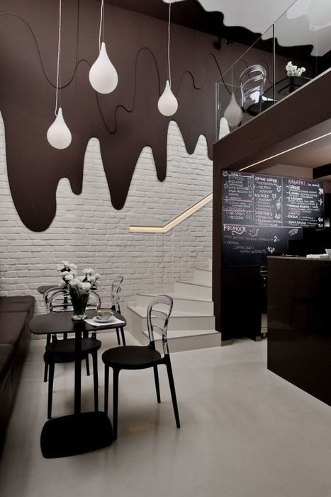 20 Of The World's Best Restaurant And Bar Interior Designs   Design & Construction   Scoop.it