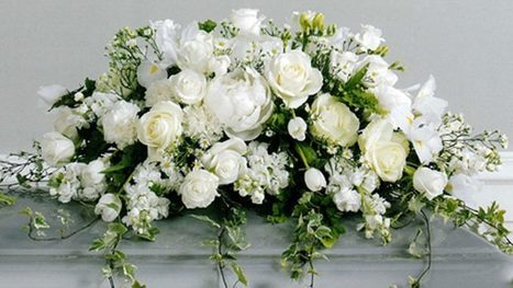 Flower Arrangements And Sympathy Flowers For Funeral Scoop