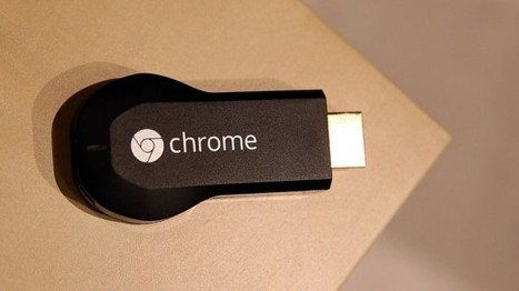 Let's Take A Closer Look At Google's AirPlay-Like Chromecast | The Morning Blend | Scoop.it