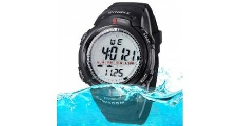 b7828b29c افضل ساعة يد رياضية مقاومة للماء