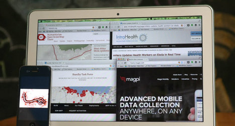6 Ways Technology is Helping to Fight Ebola | World of Tomorrow | Scoop.it