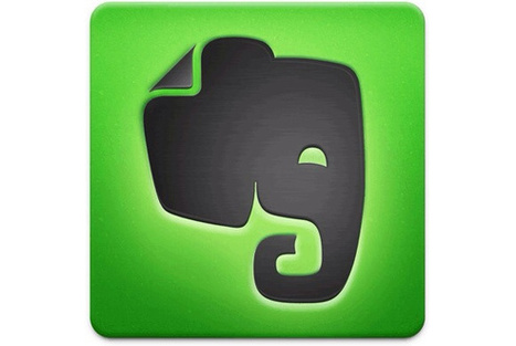 Evernote for Dummies: The App to Finally Organize Yourself! - Teaching with iPad | IPads in school | Scoop.it