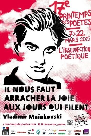 L'insurrection, thème 17e Printemps des Poètes, France | MUSÉO, ARTS ET SPECTACLES | Scoop.it
