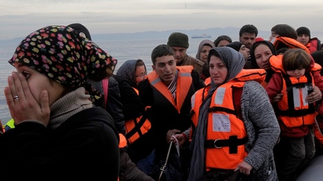 Turkey in spotlight as EU leaders debate refugee crisis | Haak's APHG | Scoop.it