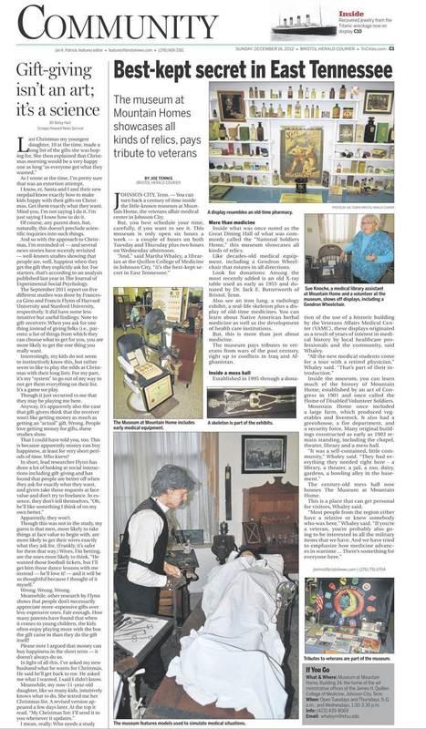 Best Kept Secret article features TLA members | Tennessee Libraries | Scoop.it