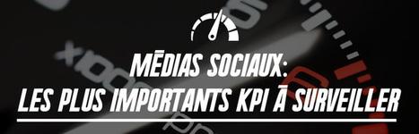 Médias sociaux: les plus importants KPI à surveiller | social media, public policy, digital strategy | Scoop.it