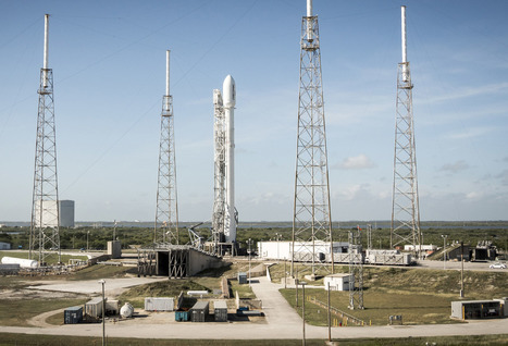 SpaceX Plans 18 Landings Per Year on New, Cape Canaveral Launch Pads | More Commercial Space News | Scoop.it