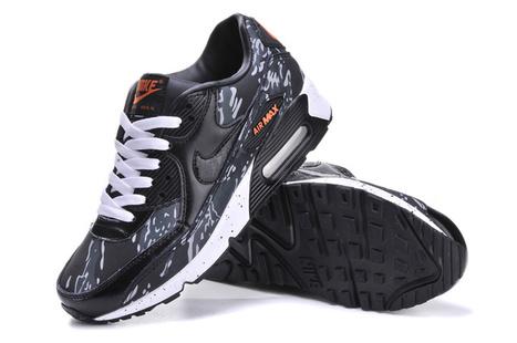 premium selection 3f771 8f31b Nike Air Max 90 Premium Atmos Black Tiger Camo Shoes Cheap Now