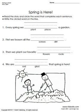 Year 1 English Homework Sheets | pafundetipsci ...