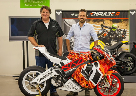 Brammo Welcomes Hollywood Electrics to Dealer Network | Business Wire | Brammo Electric Motorcycles | Scoop.it