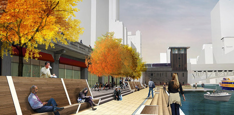 Chicago's Riverwalk Project: Revitalization, public space + community identity | Sustainable Green Real Estate | Scoop.it