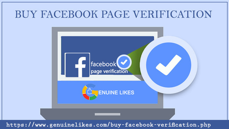 Buy Facebook Page Verification to Expose Busine