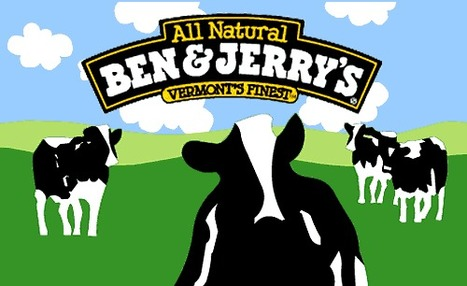 MediaPost Publications Ben & Jerry's Posts Support For Wall St. Protesters 10/12/2011 | Psychology of Consumer Behaviour | Scoop.it