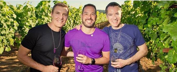 The beauty of CA captured at Gay Wine Weekend