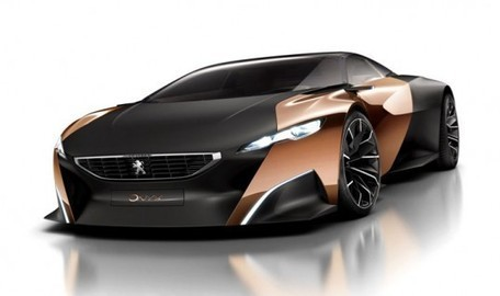 Peugeot Onyx Hybrid Sports Car Concept Teased Ahead of Debut in Paris | Social Network for Logistics & Transport | Scoop.it
